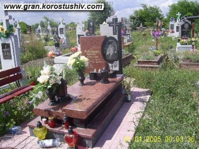 ексклюзивні гранітні пам'ятники Коростишів київ Україна фото ціна